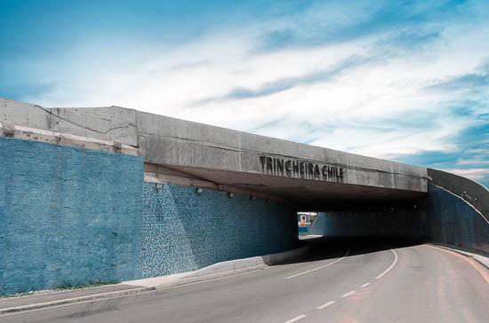 Trincheira-Chile